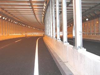 環八施設見学会(3)相生陸橋