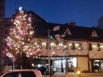 レストランオオタニ*クリスマスツリー