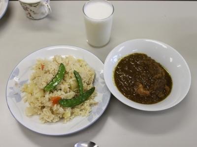 バングラデシュ料理教室@ラビータ