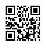 防災メール登録用QRコード