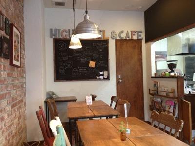 HIGU BAGEL&CAFE