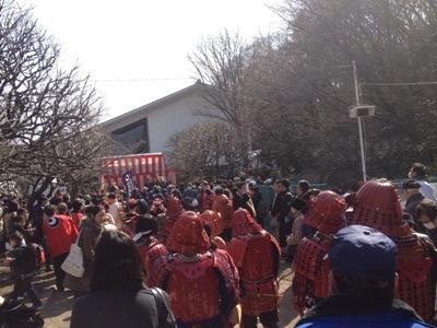 赤塚梅まつり(1)