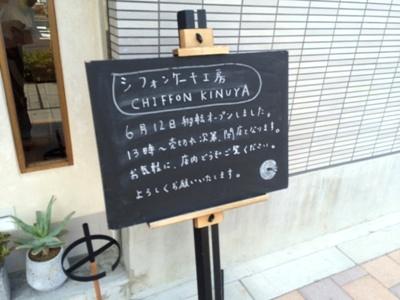 CHIFFON KINUYA