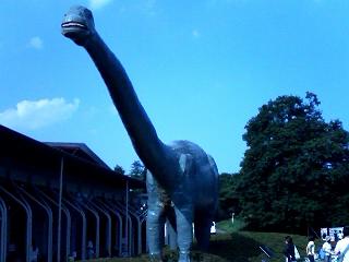 ゆるゆる恐竜