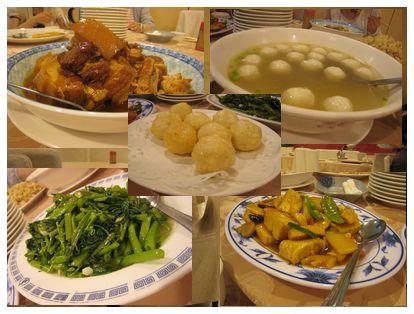 台湾料理*梅子。