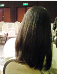 美しい髪や〜〜