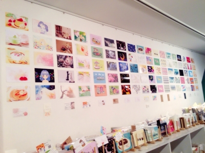 13.CATS.WORKSイベント出店情報・postcard exhibition vol.10
