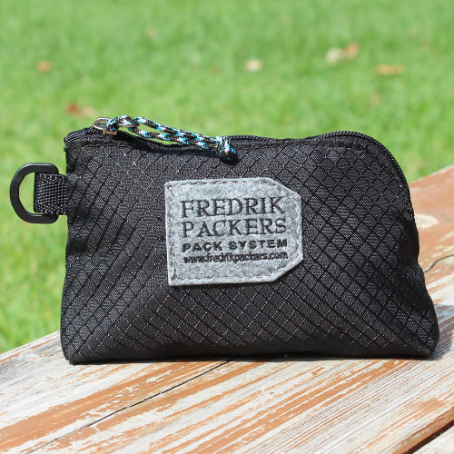 TRAIL WALLET BLACK
