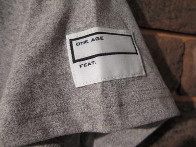 ONE AGE (ワンエイジ) Tシャツ 2.jpg