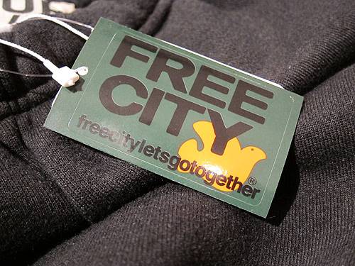 free city フリーシティー スウェットパンツ 5.jpg