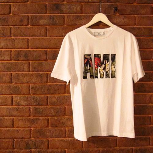 AMI トロピカルロゴTシャツ.jpg