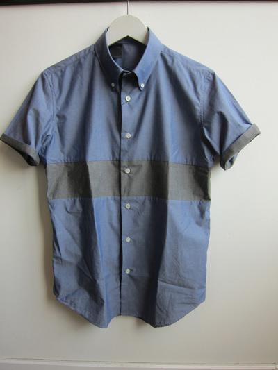 エヌハリウッド 半袖シャツ.jpg