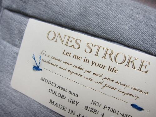 ONES STROKE (ワンズストローク) Reaumur (レオミュール) 99999.jpg