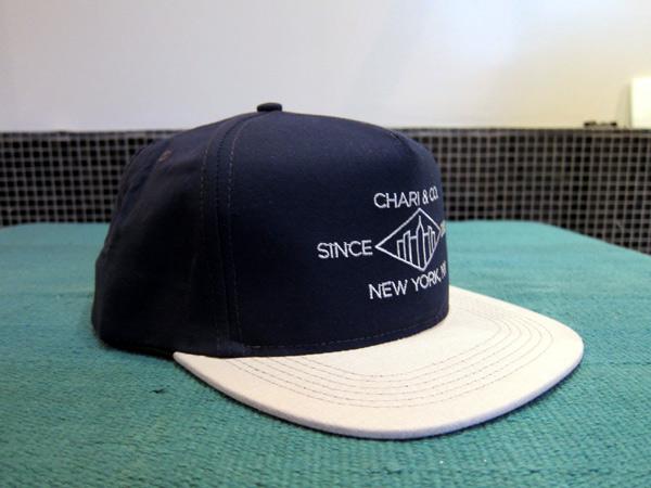 Chari&Co.NYC スカイライン キャップ.jpg