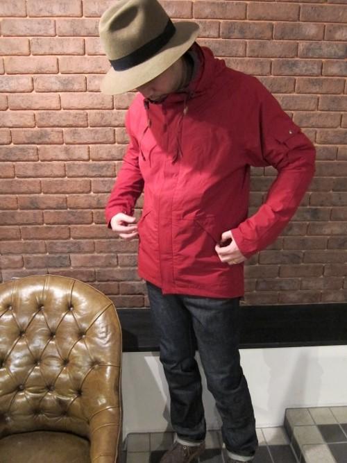 visvim ビズビム NOMAD JKT 2.5L GORE-TEX RED 2.jpg