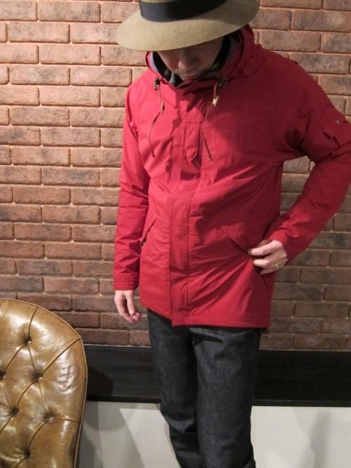 visvim ビズビム NOMAD JKT 2.5L GORE-TEX RED 3.jpg