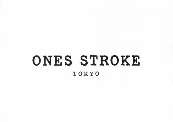 ONES STROKE 2015FW.jpg