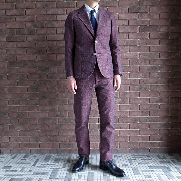 The Stylist Japan ジャズネップヘリンボーン スーツ.jpg