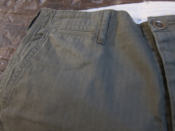 HIGH WATER CHINO HERRINGBONE OLIVE 4.jpg