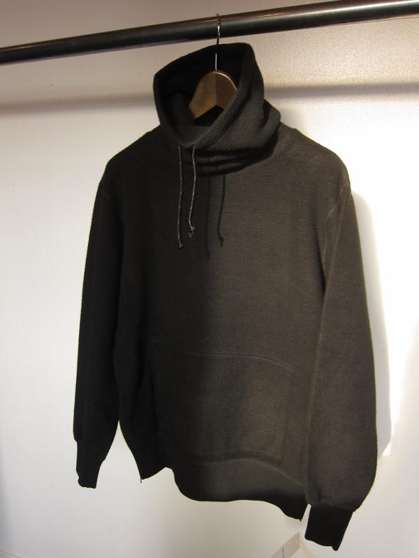 ONES STROKE ワンズストローク MocoLoose turtleneck Sweater black 5.jpg