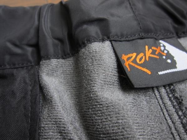 SAGE DE CRET Rokx クライミングカーゴパンツ 7.jpg