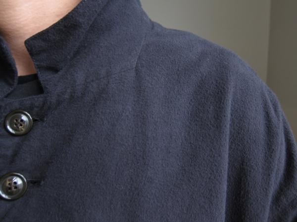 ONES STROKE ワンズストローク Flannel Coat 4.jpg