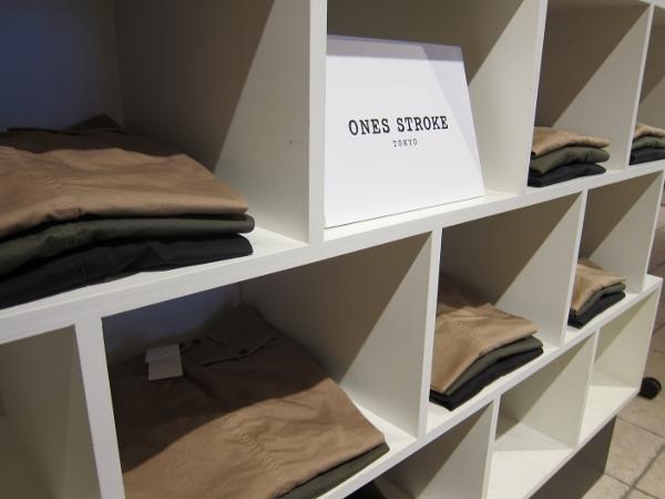 ONES STROKE ワンズストローク SHIFTMAN シフトマン 店頭.jpg