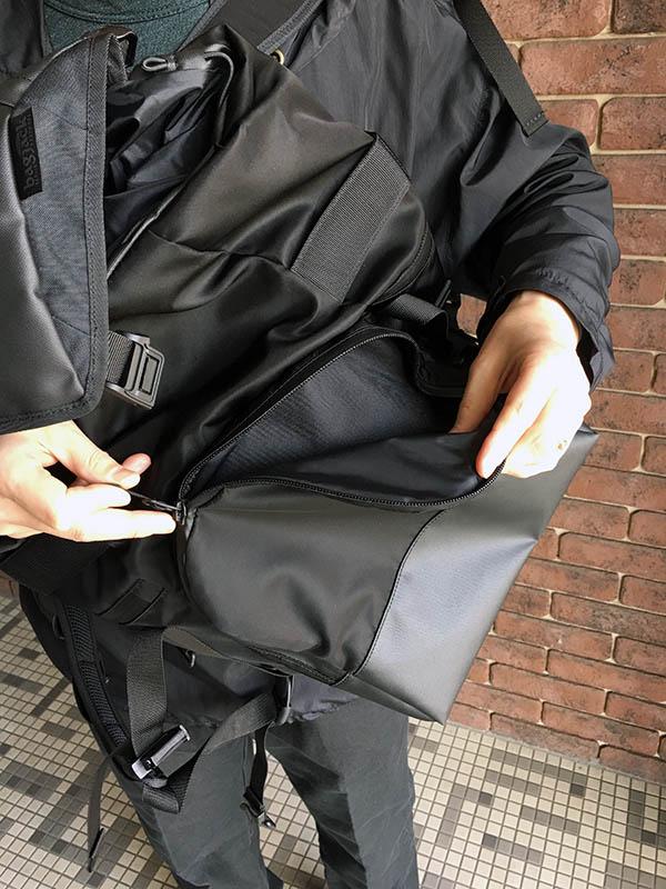 bagjack リュック フロントポケット.JPG