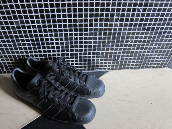 adidas Originals  アディダスオリジナルス SPERSTAR 80s スーパースター s79442 コアブラック 9.jpg