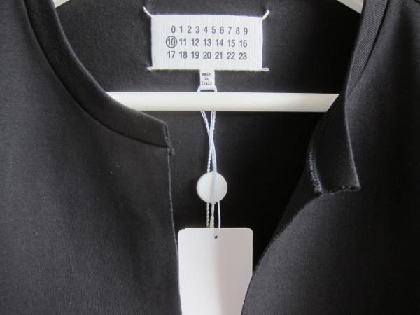 Maison Margiela メゾン マルジェラ Mako cotton jersey shirt 2.jpg