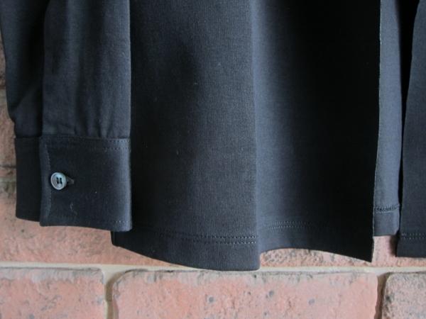 Maison Margiela メゾン マルジェラ Mako cotton jersey shirt 3.jpg