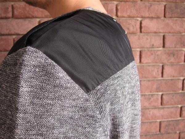 Maison Margiela メゾン マルジェラ Rough Linen Jersey tshirt 3.jpg