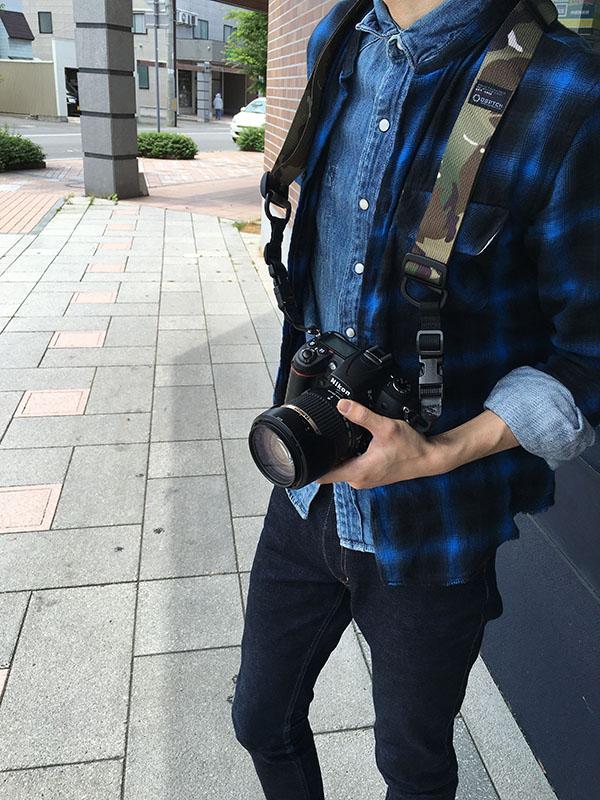 dsptch camera sling strap heavy camo.jpg