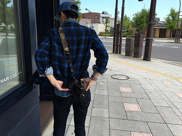 ディスピッチ camera sling strap heavy camo.jpg