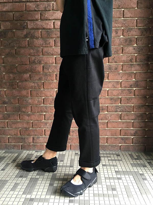 ジョンアンダーカバー スリット入りビッグTシャツ.jpg