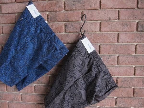 lideal リディアル park shorts ペイズリー 1.jpg