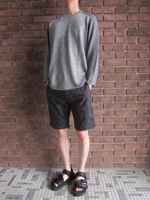 lideal リディアル park shorts ペイズリー 5.jpg