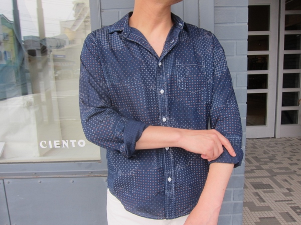 Frank&Eileen フランク&アイリーン LUKE stone washed indigo VDN 3.jpg