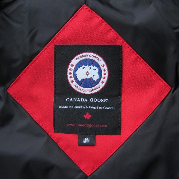 CANADA GOOSE カナダグース VEST ベスト GARSON 1.jpg