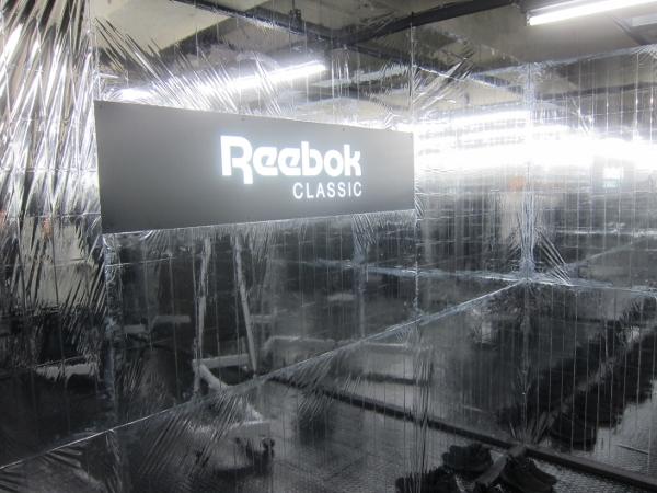 Reebok リーボック N.HOOLYWOOD エヌハリウッド 展示会 4.jpg