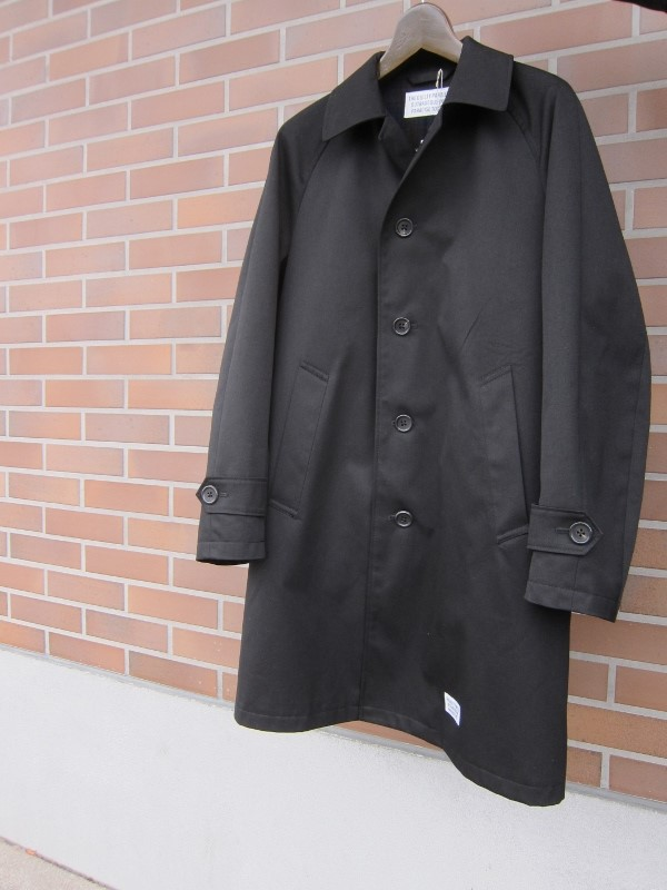 WACKOMARIA ワコマリア TWIIL BAL COLLAR COAT 1.jpg