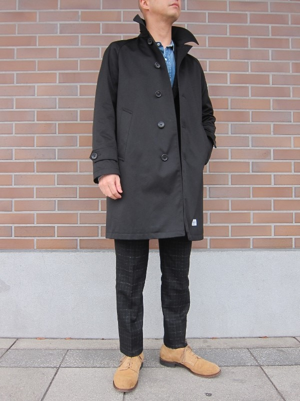 WACKOMARIA ワコマリア TWIIL BAL COLLAR COAT 4.jpg