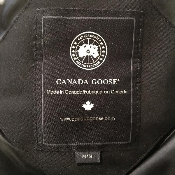 CANADA GOOSE カナダグース Black Disc 2.jpg