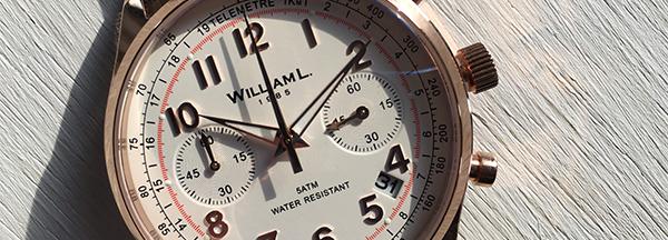 WILLIAM L. 時計 ゴールド×ホワイト.jpg