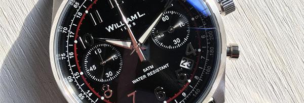 WILLIAM L. 時計 シルバー.jpg