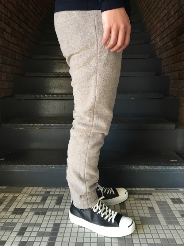 ONES STROKE ワンズストローク Fleece Jogger Pants 2.jpg