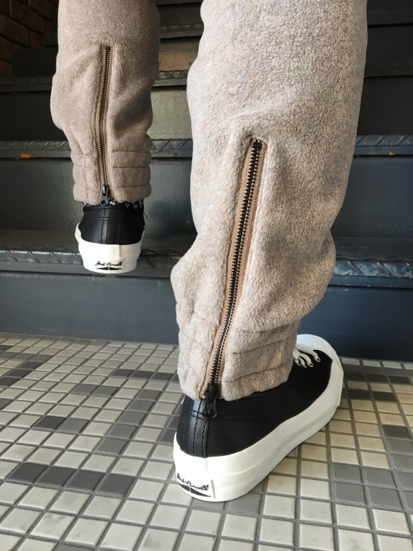 ONES STROKE ワンズストローク Fleece Jogger Pants 3.jpg