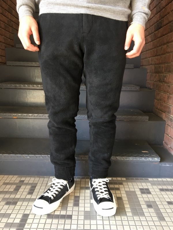 ONES STROKE ワンズストローク Fleece Jogger Pants 5.jpg
