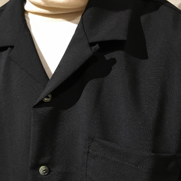 Name ネーム wool mohair oversized shirt 2.jpg