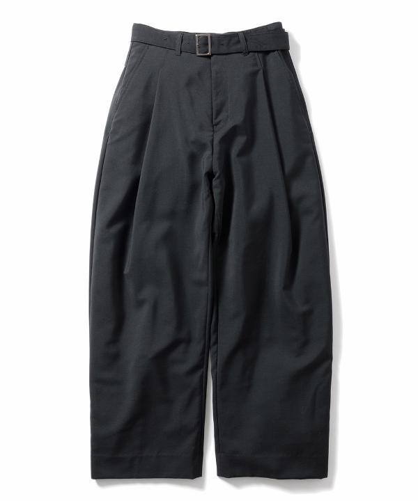 Name ネーム wool mohair tropical wide trousers 1.jpg